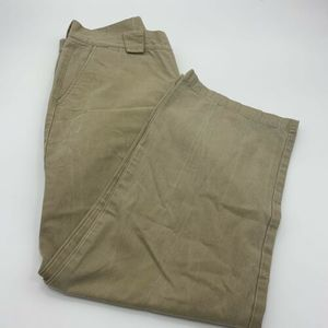 Patagonia Men's 100% Organic Cotton Pants Size 35